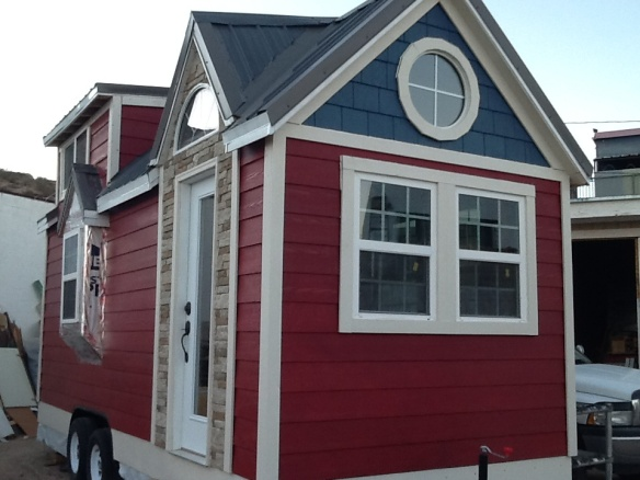 Specializing in custom built tiny houses to specifications of the customer.
